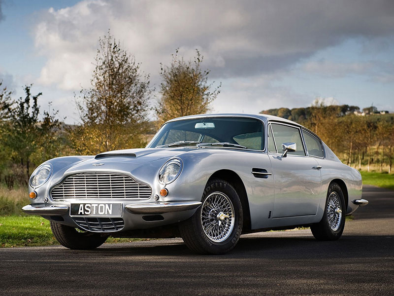 From £339 · Aston Martin DB6 From £995