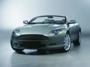 Aston Martin DB9 VolanteFrom £535