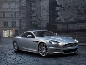 Hire an Aston Martin DBS