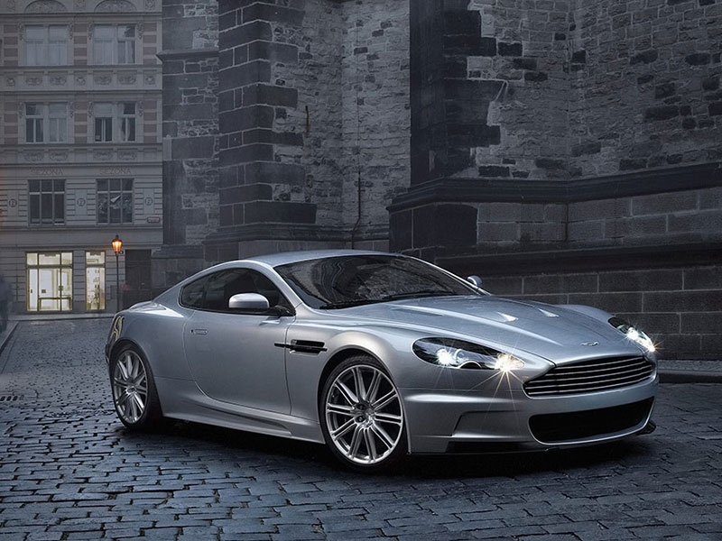 Bon From £222 · Hire An Aston Martin DBS