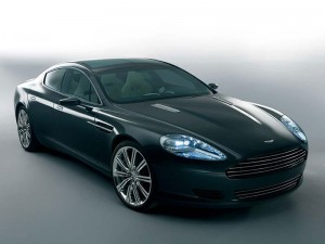 Aston Martin RapideFrom £475