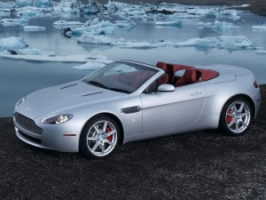 Aston Martin car hire London