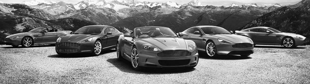 Hire An Aston Martin For The Day. View Our Luxury Aston Rental Options Below