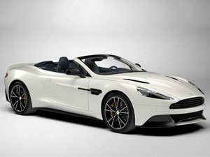 Hire an Aston Martin DBS Convertible